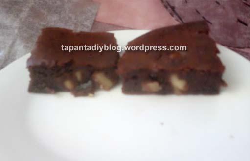 Brownies με στέβια και ελάχιστο αλεύρι για διαβητικούς
